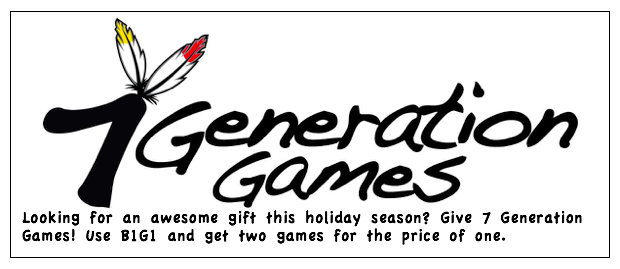 Buy 7 Generation Games!